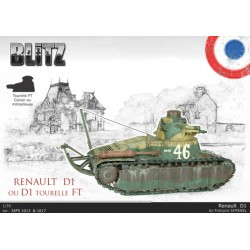 Renault   D1 FT