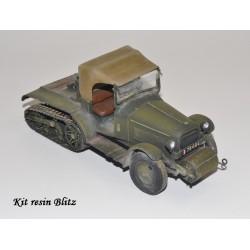 P14 Tracteur 155mm CS