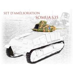 Set amélioration SOMUA S35