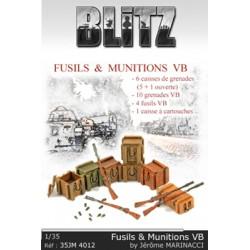 Fusils et Munitions VB