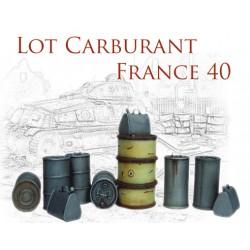Lot carburant France 40 n°1