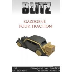 gazogène pour traction