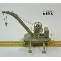Grue Magnard 6 tonnes