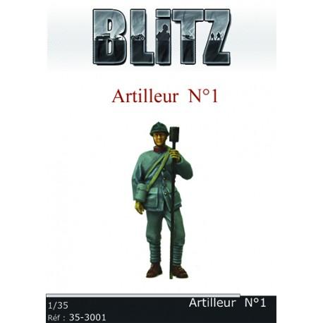 Artilleur N° 1