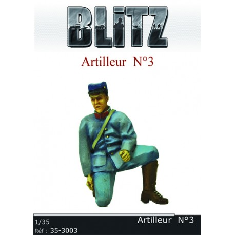 Artilleur N° 3