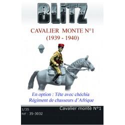 Cavalier monté N°1