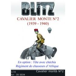 Cavalier monté N°2