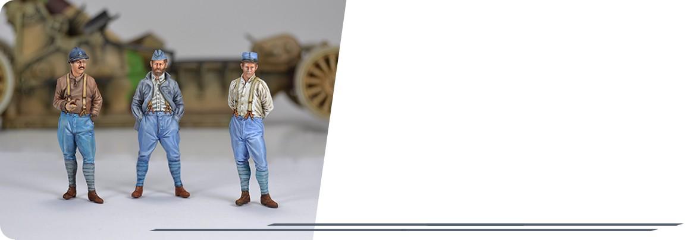 Nouvelle gamme de figurines premium