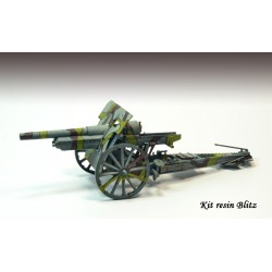 105mm Mdl 13 - Roues Bois