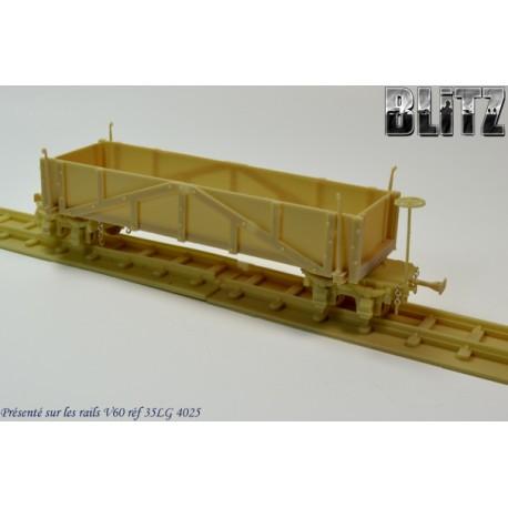 "Wagon Péchot ""Suippes"""