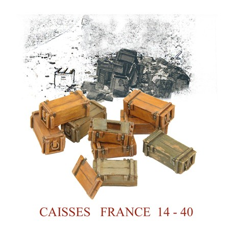 Caisses France 14-40