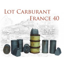 Lot carburant France 40 n°1
