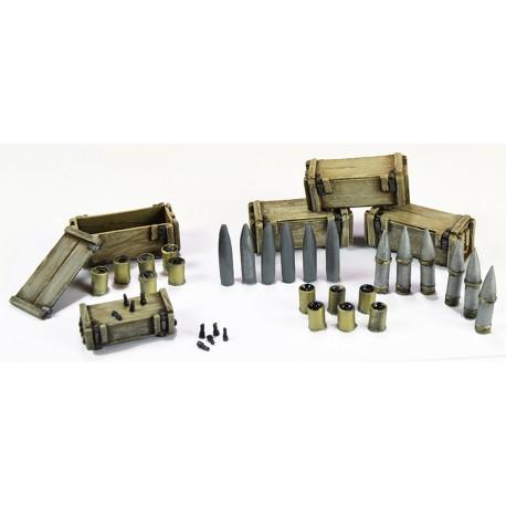 Munitions pour 105mm