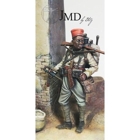 Tirailleur Sénégalais 1914
