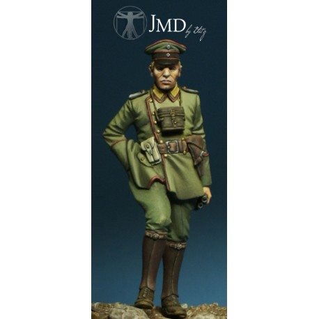 Officier Allemand 1916