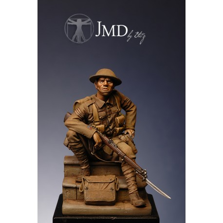 Sergent Britannique 1916-1918