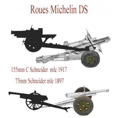 """Wheels """"michelin DS"""""""