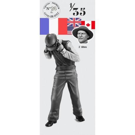 French / GB  Artilleryman N°9
