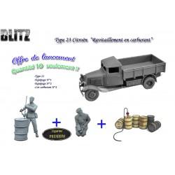 """Type 23 """"Carburant"""""""