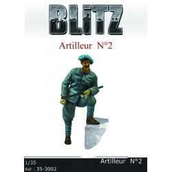 Artilleur N° 2