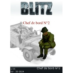 Chef de bord N°2