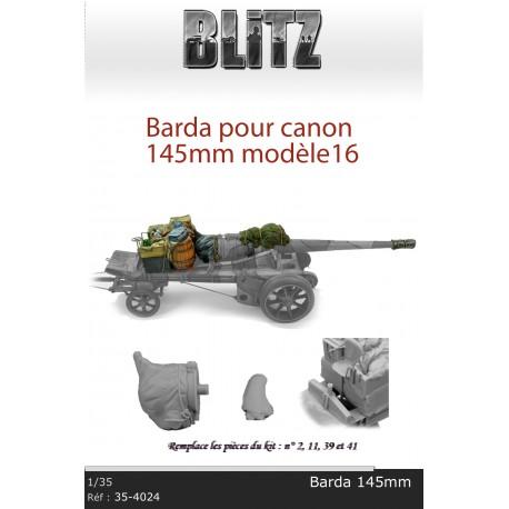 Barda canon 145mm Mdl 16