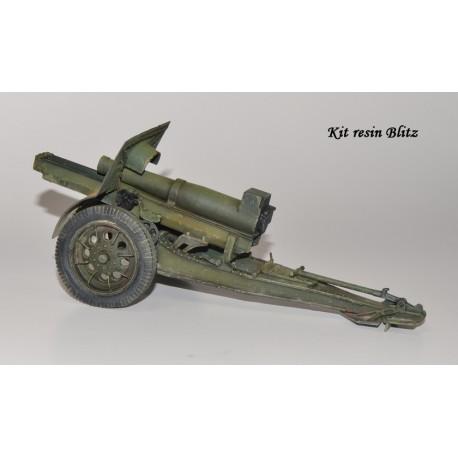 155mm C  Schneider Mdl 17 - Pneumatique type 1