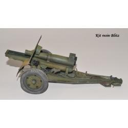 155mm C  Schneider Mdl 17 - Pneumatique michelin DS