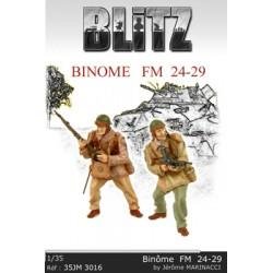 Binôme FM 24-29